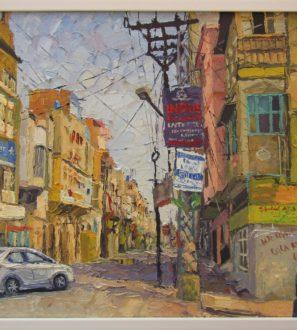 Brown Fine Art For Sale - Paintings, Drawings & Prints