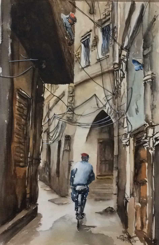 Dehli Gate Old LahoreInside Walled City Lahore