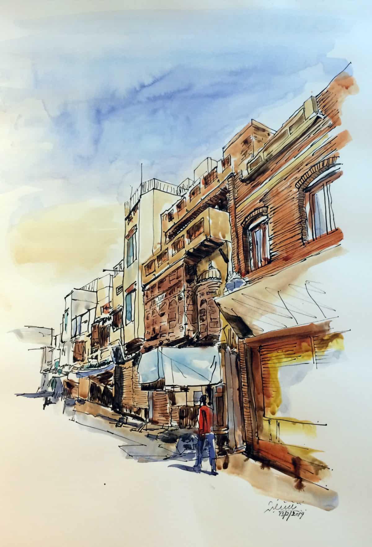 Kashmiri Bazar 2Kashmiri Bazar