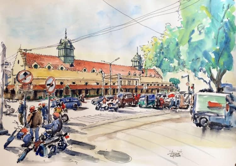 Tollinton Market