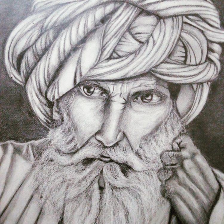 Pencil sketch IMG_20191221_141853_581