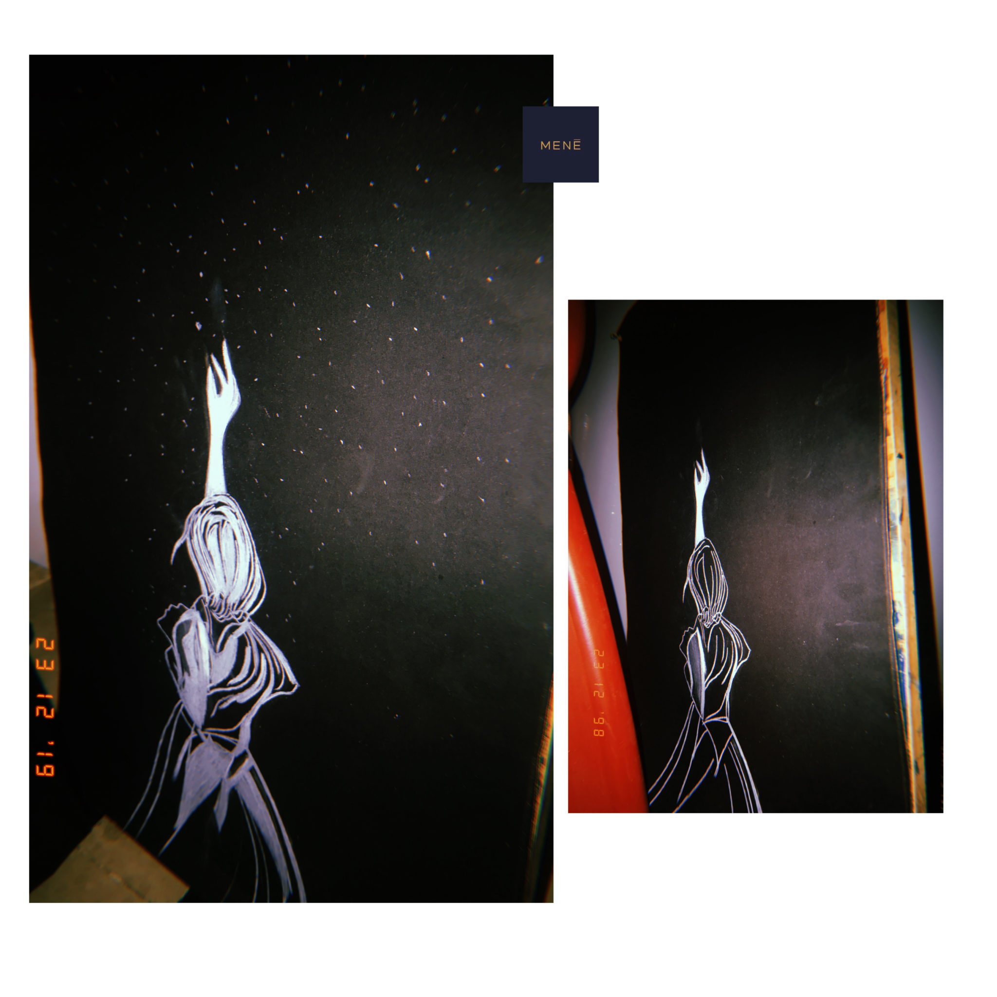 White Charcoal Art on Black Cansen 32B268E9-D737-4EEF-BC75-18824B87D987C43B8342-1F1B-41C1-BC8C-04B24
