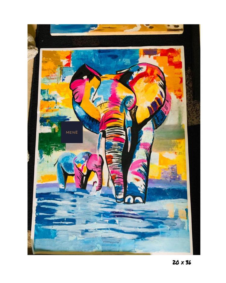Oil Pallete knife medium on 20 x 36 Framed canvas $3.99 C44073DD-0B99-48A9-9DA7-9D8194DA24F5