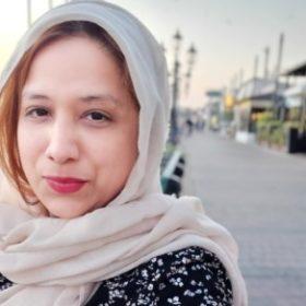 Profile photo of Haya Fatima